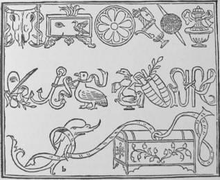 Symbol Etymology | RM.